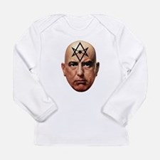 Aliester Crowley Long Sleeve Infant T-Shirt
