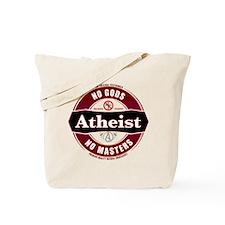 Premium Atheist Logo Tote Bag