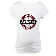 Premium Atheist Logo Shirt