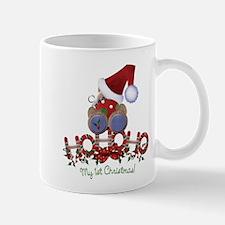 Ho Ho Ho 1st Christmas Mug