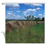 Hay Field Shower Curtain