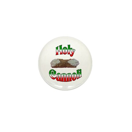 Holy Cannoli Mini Button (10 pack)
