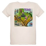 Texas Organic Kids T-Shirt