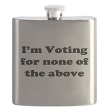 None of the above Flask