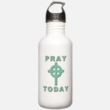 Pray Today Water Bottle