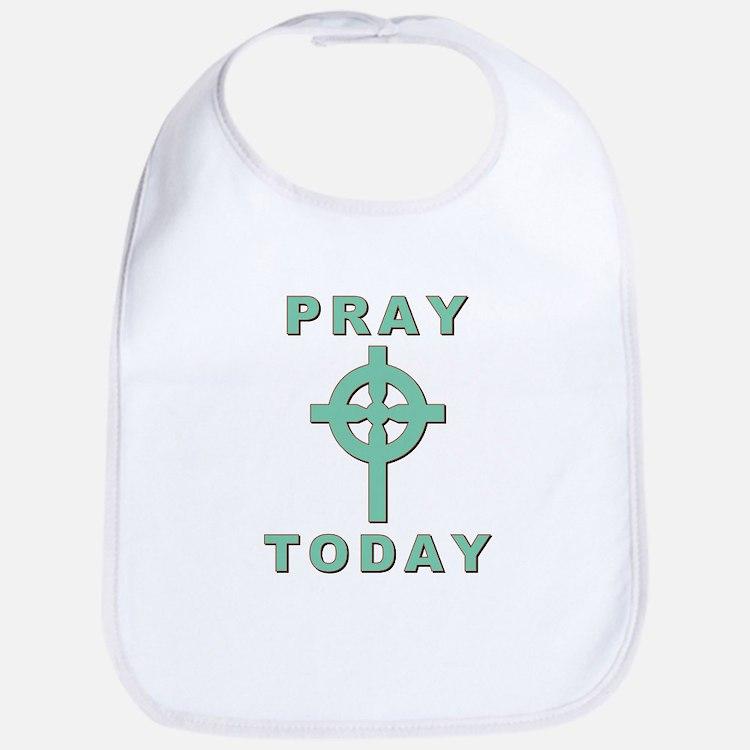Pray Today Bib
