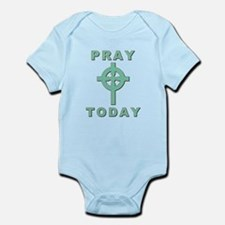 Pray Today Infant Bodysuit