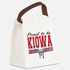 Proud to be Kiowa Canvas Lunch Bag