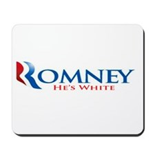 Romney... Race for the White House Mousepad