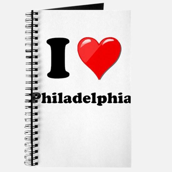 I Heart Love Philadelphia.png Journal