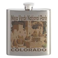 Mesa Verde National Park Flask