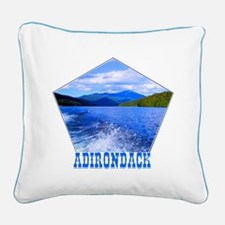 Adirondack Square Canvas Pillow