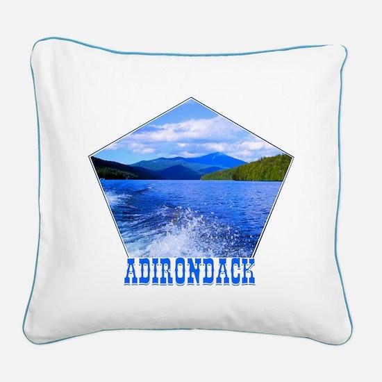 Adirondack Square Canvas Pillow