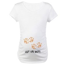 Twin Hand Prints Shirt