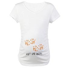 Twin Hand Prints Shirt