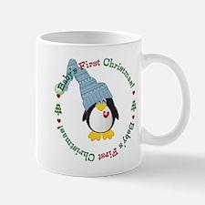 #2 Penguin 1st Christmas Mug