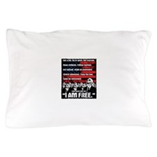United States of Conformity Pillow Case