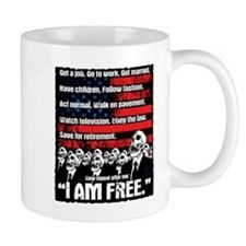 United States of Conformity Small Mug