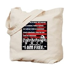 United States of Conformity Tote Bag