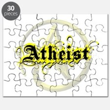 Atheist Yellow Puzzle