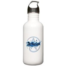 Atheist Blues Sports Water Bottle