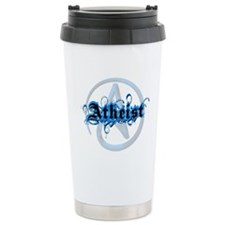 Atheist Blues Travel Mug