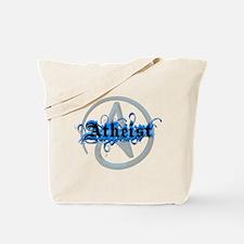 Atheist Blues Tote Bag