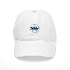 Atheist Blues Baseball Cap