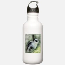 Cute Bunny Water Bottle