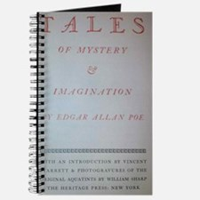 Tales of Mystery and Imagination Cover Journal