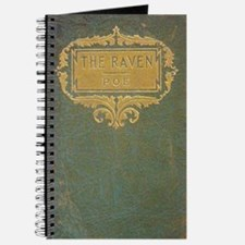 The Raven Cover Journal