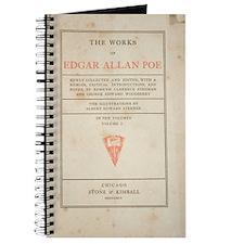 The Works of Edgar Allan Poe Journal