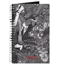 Morella by Harry Clarke Journal