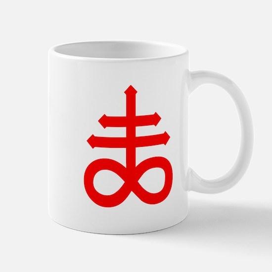 Hermetic Alchemical Cross Mug