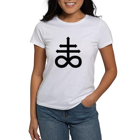 Hermetic Alchemical Cross Women's T-Shirt