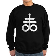 Hermetic Alchemical Cross Sweatshirt