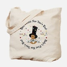 Baby's 1st New Year Tote Bag