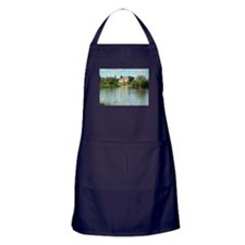 Linlithgow Palace and Loch 1371 Apron (dark)