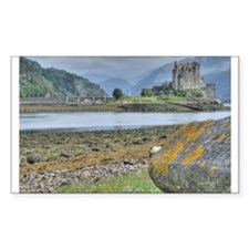 Eilean Donan Castle HDR 198 Decal