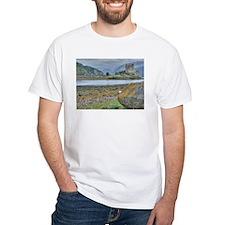 Eilean Donan Castle HDR 198 Shirt