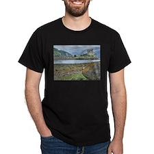 Eilean Donan Castle HDR 198 T-Shirt