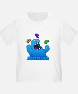 Monster juggler T