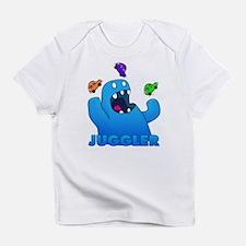 Monster juggler Infant T-Shirt