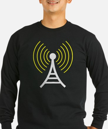 rftag_black Long Sleeve T-Shirt