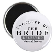 """Property Bride Forever 2.25"""" Magnet (10 pack)"""
