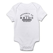 Property Bride Forever Infant Creeper