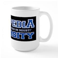 Wikipedia University Mug