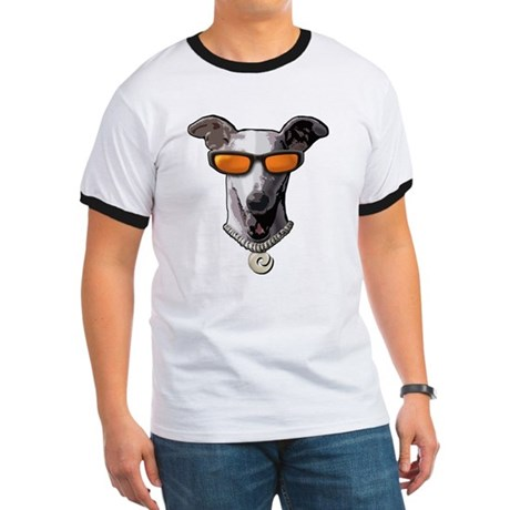 whippet_head T-Shirt