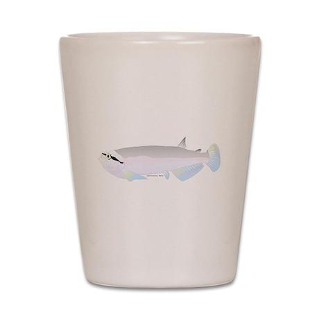 Biara (from Audreys Amazon River) Shot Glass