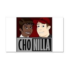 Chonilla (Cho Nilla) Car Magnet 20 x 12